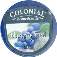 Wax Melts/Tarts-Blueberry Frost